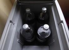 4 x 2 L Flaschen stehend in der TC-21