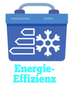 Energieeffizienz-Icon