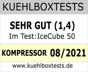 Testnote Siegel IceCube 50 Plug-in Festivals