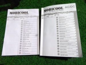 Mobicool G30 Bedienungsanleitungen