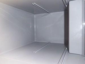Der Innenraum der Dometic Kühlbox ohne Trenngitter