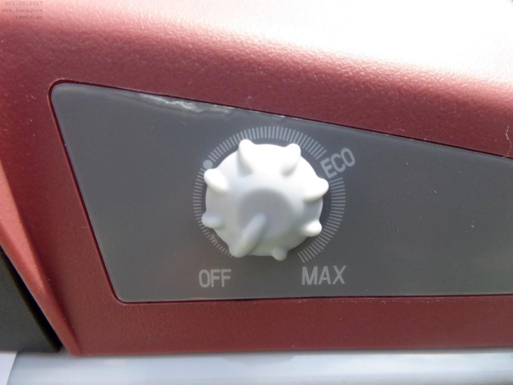 Kühlleistungsregler der Mobicool G30