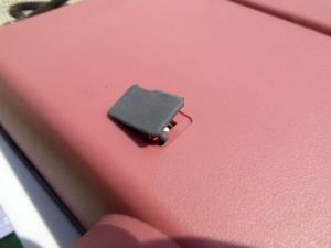 USB-Buchsen Verschluss nicht perfekt